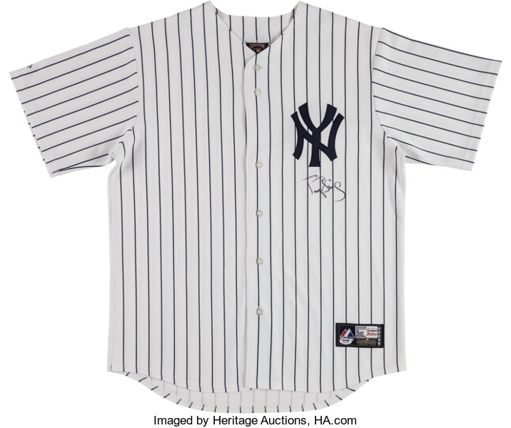 new product 3ad4e 43202 Darryl Strawberry Signed New York Yankees Jersey ...