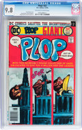 Bronze Age (1970-1979):Humor, Plop! #22 (DC, 1976) CGC NM/MT 9.8 Off-white to white pages....