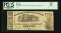 Obsoletes By State:Louisiana, New Orleans, LA - New Orleans, Jackson & Great Northern Rail Road Company $1 Nov. 16, 1861 . ...