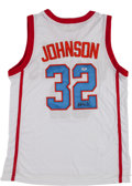 Basketball Collectibles:Uniforms, Magic Johnson Signed High School Jersey. ...