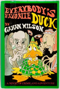 Books:Mystery & Detective Fiction, Gahan Wilson. Everybody's Favorite Duck. New York:Mysterious Press, 1988. First edition, first printing.Publisher'...