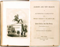 Books:Americana & American History, Alexander Walker. Jackson and New Orleans: An AuthenticNarrative of the Achievements of the American Army Under Andrew...