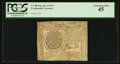 Colonial Notes:Continental Congress Issues, Continental Currency September 26, 1778 $7 PCGS Extremely Fine 45.....