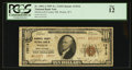 National Bank Notes:West Virginia, Welch, WV - $10 1929 Ty. 2 McDowell County NB Ch. # 13512. ...
