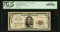 National Bank Notes:Oregon, Portland, OR - $5 1929 Ty. 1 The First NB Ch. # 1553. ...