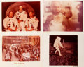 Books:Prints & Leaves, [American Heritage - Apollo 11]. Group of Four PhotoTransparencies Depicting Apollo 11. Ca. 1969. Included amon...