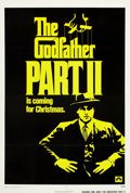 "Movie Posters:Crime, The Godfather Part II (Paramount, 1974). One Sheet (27.25"" X 41"")Advance.. ..."