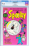 Bronze Age (1970-1979):Cartoon Character, Spooky #147 File Copy (Harvey, 1975) CGC NM+ 9.6 White pages....