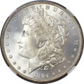 Morgan Dollars, 1884 $1 MS68 NGC....