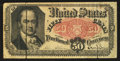 Fractional Currency:Fifth Issue, Fr. 1381 50¢ Fifth Issue Fine.. ...