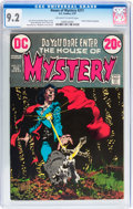 Bronze Age (1970-1979):Horror, House of Mystery CGC-Graded Group (DC, 1973-78).... (Total: 9 ComicBooks)
