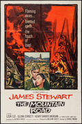 """Movie Posters:War, The Mountain Road (Columbia, 1960). One Sheet (27"""" X 41"""") &Lobby Card Set of 8 (11"""" X 14""""). War.. ... (Total: 9 Items)"""