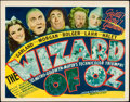 "Movie Posters:Fantasy, The Wizard of Oz (MGM, 1939). Title Lobby Card (11"" X 14"").. ..."