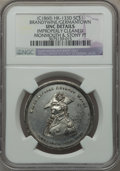 So-Called Dollars, (circa 1860) Brandywine / Germantown / Monmouth / Stony Point -- Improperly Cleaned -- NGC Details. Unc. HK-133d, R.6. Tin....