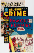 Golden Age (1938-1955):Miscellaneous, Comic Books - Golden Age Adventure Comics Group (Various Publishers, 1947-57) Condition: Average FN.... (Total: 8 Comic Books)