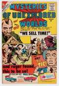 Silver Age (1956-1969):Mystery, Mysteries of Unexplored Worlds #21 (Charlton, 1960) Condition:VF....
