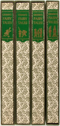 Books:Literature 1900-up, [Lucille Corcos, Illustrator]. Grimm's Fairy Tales. Limited Editions Club, 1962. Limited edition of 1500 SIGNED by t... (Total: 4 Items)