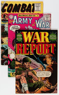 Golden Age (1938-1955):War, Comic Books - Assorted Golden Age War Comics Group (VariousPublishers, 1950s) Condition: Average GD/VG.... (Total: 29 ComicBooks)