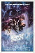 """Movie Posters:Science Fiction, The Empire Strikes Back (20th Century Fox, 1980). One Sheet (27"""" X41"""") Style A. Science Fiction.. ..."""