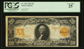 Large Size:Gold Certificates, Fr. 1181 $20 1906 Gold Certificate PCGS Very Fine 25.. ...