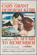 """Movie Posters:Romance, An Affair to Remember (20th Century Fox, 1957). One Sheet (27"""" X41""""). Romance.. ..."""