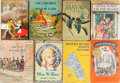 Books:Children's Books, Group of Eight Illustrated Children's Books. Various publishers,mid twentieth century. Primarily later printings. Octavos. ...(Total: 8 Items)