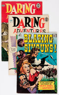Silver Age (1956-1969):Adventure, I. W./Super Reprints Group (I. W. Enterprises/Super Comics, 1960s).... (Total: 9 Comic Books)