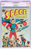 Golden Age (1938-1955):Science Fiction, Space Thrillers #nn (Avon, 1954) CGC Apparent FN 6.0 Slight (A)Off-white to white pages....