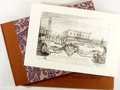 Books:Fine Press & Book Arts, Lord Byron. LIMITED. A Venetian Story. With 35 illustrations from eighteenth century copperplate engravings. The All...
