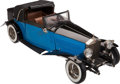 Transportation:Automobilia, Pocher K72 1932 Rolls Royce Phantom II Sedanca Coupe 1:8 ScaleModel...