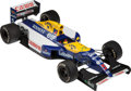 Miscellaneous:Gaming Collectibles, Tamiya 1:12 Scale Model Nigel Mansell 1992 Williams Renault FW14BF1 Race Car...