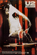 "Movie Posters:Rock and Roll, U2: Rattle and Hum (Paramount, 1988). One Sheet (27"" X 41""). Rockand Roll.. ..."