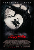 """Movie Posters:Fantasy, Sleepy Hollow & Other Lot (Paramount, 1999). One Sheets (2)(27"""" X 40"""") Advance. Fantasy.. ... (Total: 2 Items)"""