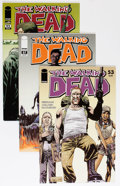Modern Age (1980-Present):Horror, Walking Dead Group (Image, 2008-13) Condition: Average NM-....(Total: 52 Comic Books)