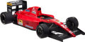 Miscellaneous:Gaming Collectibles, Rosso Corp. 1:8 Scale Model 1991 Ferrari 643 F1 Formula One RaceCar ...