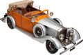 Transportation:Automobilia, Pocher K75 1934 Rolls Royce Phantom II Torpedo 1:8 Scale Model...
