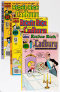 Bronze Age (1970-1979):Cartoon Character, Richie Rich and Cadbury File Copies Group (Harvey, 1971-91)Condition: Average NM-.... (Total: 54 Comic Books)