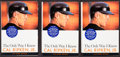 "Baseball Collectibles:Publications, Cal Ripken Signed ""The Only Way I Know"" Hardcover Books Lot of3...."