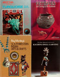 Books:Americana & American History, Group of Four Books on Southwestern Native American Crafts. Variouspublishers, 1975-1986. Various editions. Quartos. Publis... (Total:4 Items)