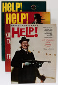 Magazines:Humor, Help! Group (Warren, 1961-65) Condition: Average FN.... (Total: 6Items)