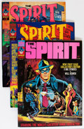 Magazines:Superhero, The Spirit Group (Warren, 1974-83) Condition: Average VF....(Total: 34 Comic Books)