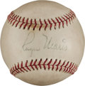 Autographs:Baseballs, 1960's-70's Roger Maris Single Signed Baseball....