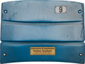 Baseball Collectibles:Others, New York Yankees Original Stadium Seat. ...