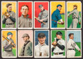 Baseball Cards:Lots, 1909-11 T206 Multi-Brand Tobacco Baseball Card Group (10). ...