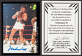 "Boxing Collectibles:Autographs, Signed Classic Limited Autograph ""Muhammad"" Ali Trading Card. ..."