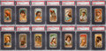 "Non-Sport Cards:Sets, 1889 N24 Allen Ginter ""Types of All Nations"" Complete Set (50) - #2on the PSA Set Registry. ..."