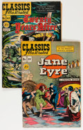 Golden Age (1938-1955):Classics Illustrated, Classic Comics #39 and 41 First Editions Group (Gilberton, 1947)Condition: Average FN+.... (Total: 2 Comic Books)