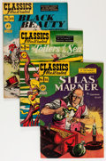 Golden Age (1938-1955):Classics Illustrated, Classics Illustrated First Editions Group (Gilberton, 1949-50)Condition: Average FN.... (Total: 12 Comic Books)