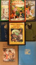 Books:Children's Books, Group of Eight Children's and Illustrated Books. Variouspublishers, primarily early twentieth century. Various editions.Oc... (Total: 8 Items)