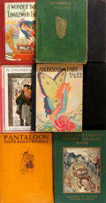 Books:Children's Books, [Children's Books]. Group of Eight Illustrated Books for Children.Various publishers, Primarily 1920s and 1930s. British an...(Total: 8 Items)